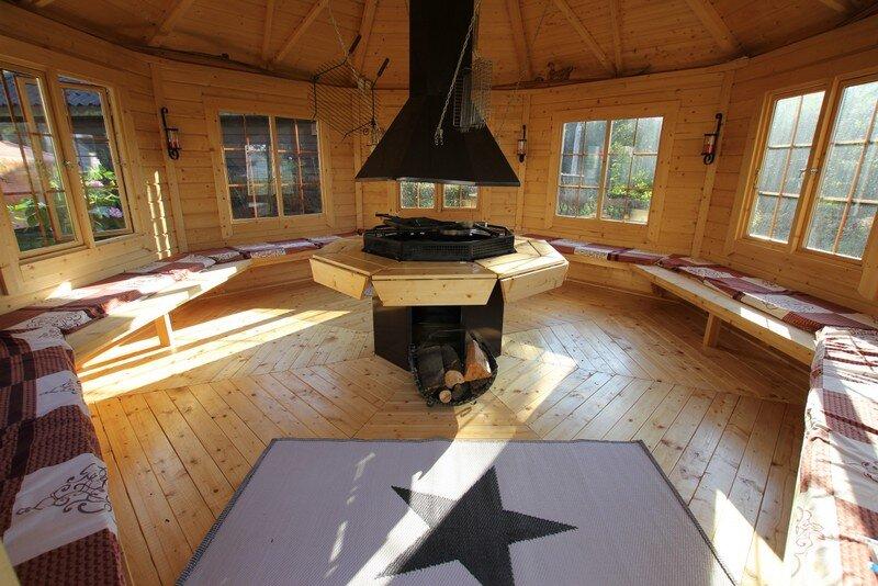 pavillon grillkotas saunakotas und viel mehr. Black Bedroom Furniture Sets. Home Design Ideas