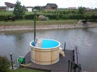Hot Tub 1,9m aus Polypropylene