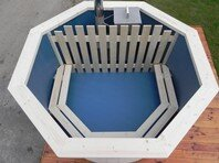 Hot Tub 2,2m aus Polypropylene