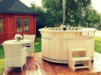 Hot Tub 2,2m Fichte