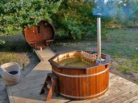Hot Tub 1,9m Fichte